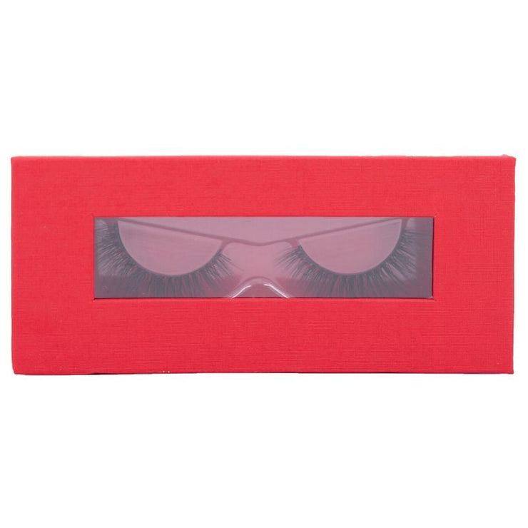 Magnetic Lash Box - 02 Matte Red