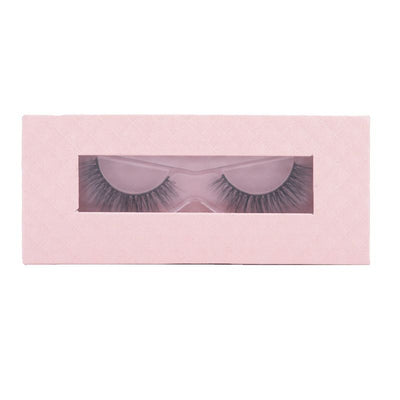 Magnetic Lash Box - 18 Pillow Light Pink