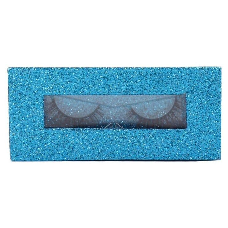 Magnetic Lash Box - 27 Glitter Midnight Blue