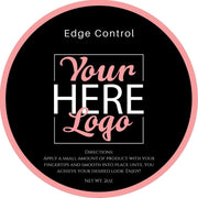 Custom Edge Control Labels