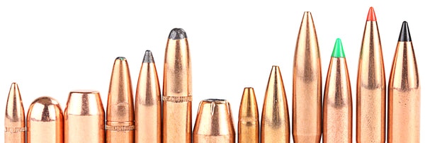 Bullet Tips Understanding bullet starting at the tip