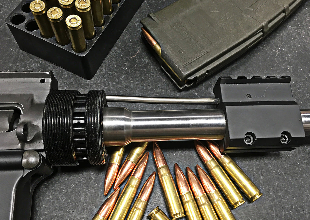 Why Subsonic 300 Blackout Needs a Pistol Length Gas System