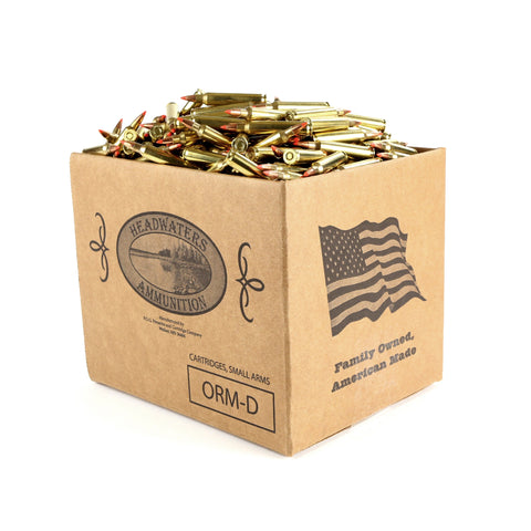 Headwaters Bulk Ammunition .204 Ruger Hornady 32 Grain V-MAX, 200 Rounds