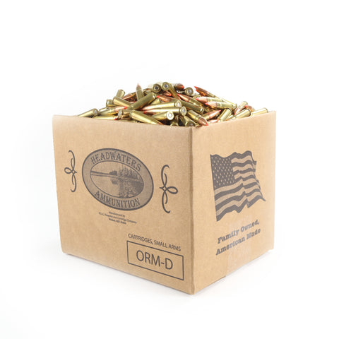 Headwaters Bulk Ammunition 300 AAC Blackout Subsonic 208 Grain A-MAX - Various Quantities (Free Shipping)