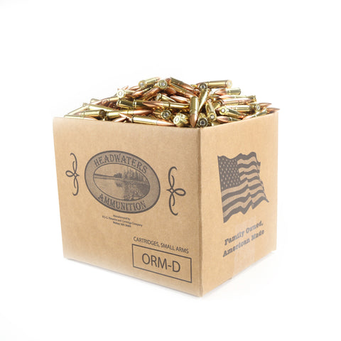 300 AAC Blackout Subsonic 220 Grain Sierra MatchKing NEW BRASS!!! -Ships free.
