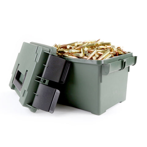 Headwaters Bulk Ammunition 300 AAC Blackout Subsonic Sierra 220 Grain MatchKing -  Various Quantities Packed in Ammo Can (Free Shipping)