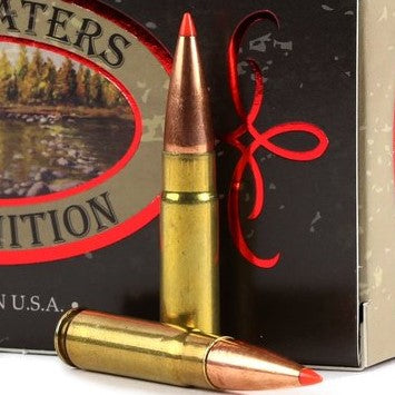 300 AAC Blackout Subsonic 208 Grain Hornady A-MAX  20 Rounds