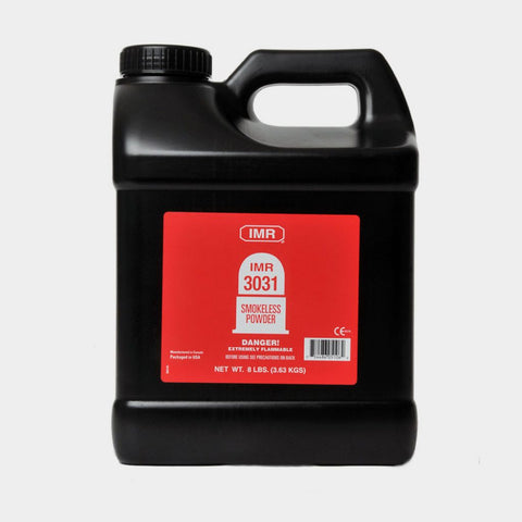IMR 3031 Smokeless Powder 8 LB, Price is $189.99 includes free shipping!!!  Midway's price is $223.97