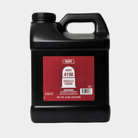 IMR 4198 Smokeless Powder 8 LB, Price includes Hazmat and free shipping!