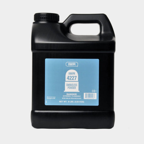 IMR 4227 Smokeless Powder 8 LB, Price includes Hazmat and free shipping!