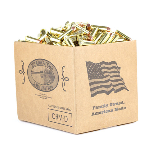 Bulk 44 Rem MAG, Berry's 240 Grain Flat Point Box of 500 Rounds