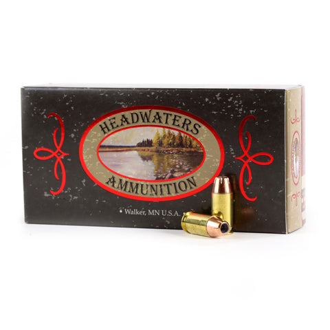 Headwaters Ammunition 45 ACP Hornady 200 Grain Hollow Point-XTP Box of 50 Rounds