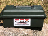380 Auto Hornady 90 Grain XTP, 500 Rounds IN FREE AMMO CAN (25-20 Round Boxes) FREE SHIPPING!