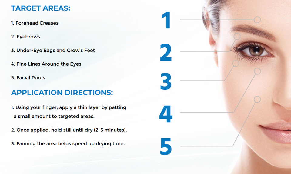 Instantly Ageless - 25 Vials - Free Shipping