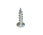 "Screw-12PK-Quadrex-Pan-#12x7/8""thrd-FDT-Z"