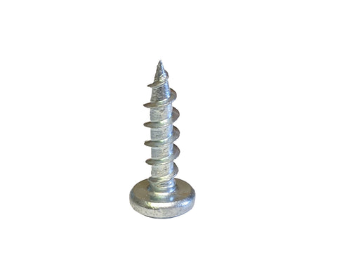 "Screw-100PK-Quadrex-Pan-#12x7/8""thrd-FDT-Z"