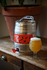 Sputnik Pale Mini Keg