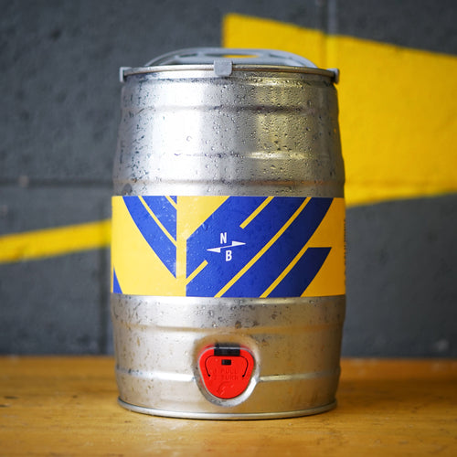 North X The Square Ball Mini Keg