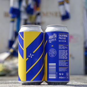 North X The Square Ball - California Pale Ale 4.5% Multi Pack