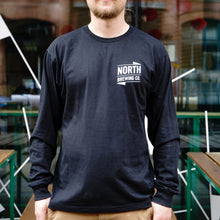 Load image into Gallery viewer, Long Sleeved North Logo Unisex Tee