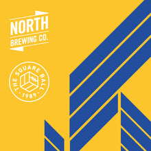 Load image into Gallery viewer, North X The Square Ball - California Pale Ale 4.5%
