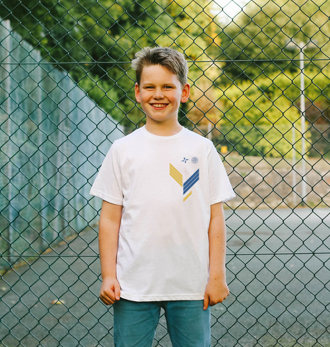 North X The Square Ball Unisex Kids Tee