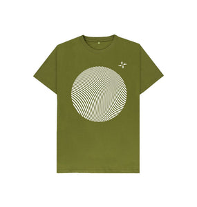 Moss Green North Triple Fruited Gose Unisex Kids Tee