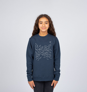 North Arrow Kids Unisex Sweatshirt