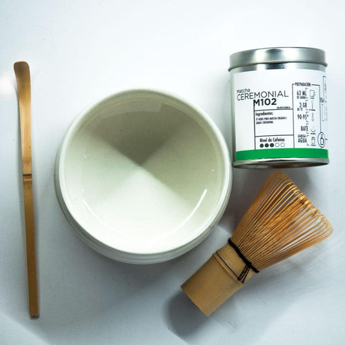 Kit Matcha Ceremonial