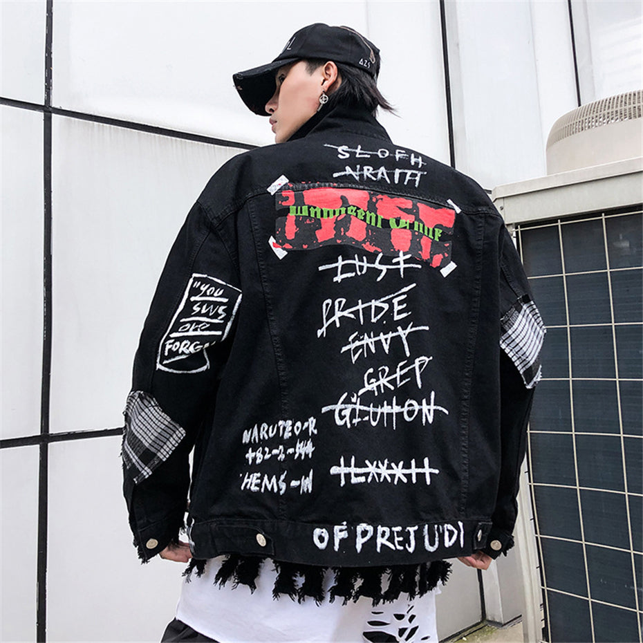 Deadly Sins Denim Jacket