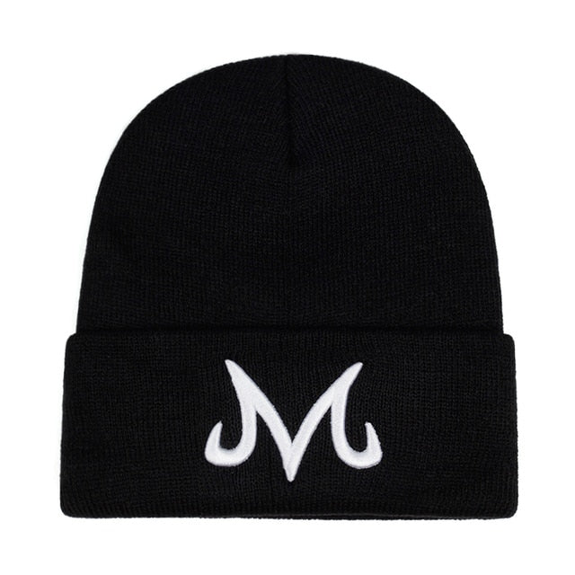 Embroidered Majin Beanie