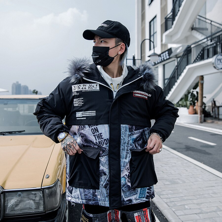 Street Demon Winter Parka