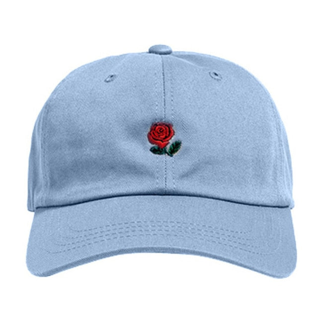 Lonely Rose Baseball Cap