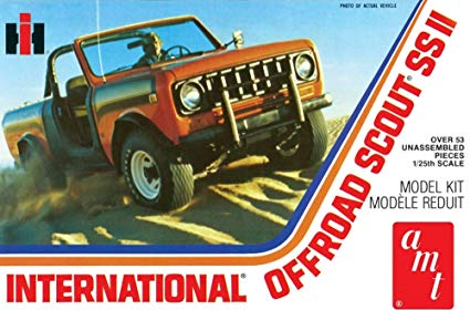 International Scout SSll