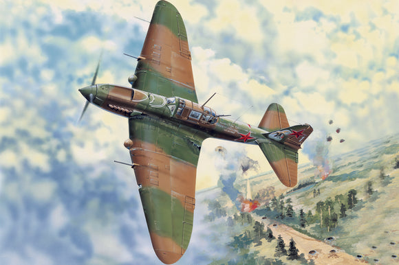 Russian WW2 Aircraft Colours Set