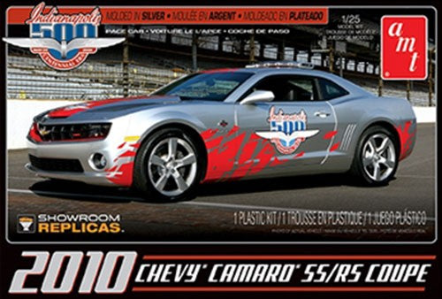 2010 Chevy Camaro SS/RS Coupe Plastic Model Car Kit