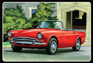 Sunbeam Tiger 1/25 Plastic Model Car Ki
