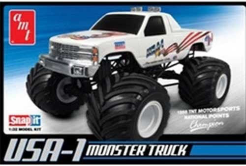 AMT USA-1 Monster Truck