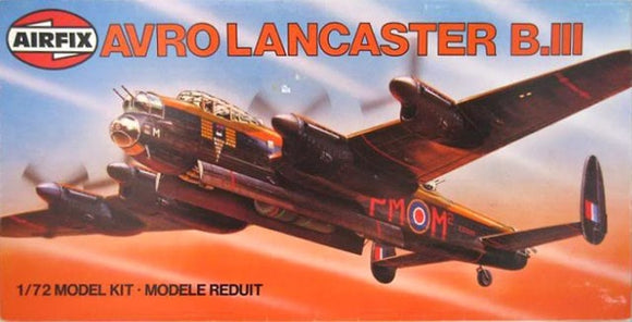 Avro Lincoln Bomber 1/72 Scale Plastic Model Kit Airfix 08013/ Flightpath 72061
