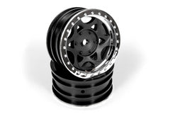 1.9 Walker Evans Wheels Chrome/Black
