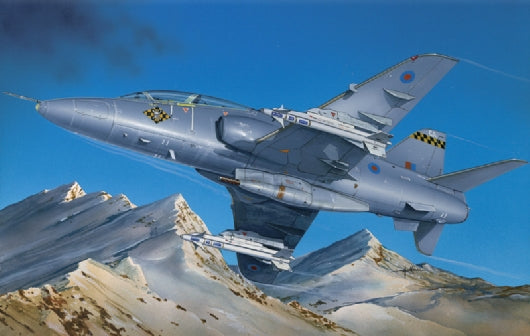 BAE Systems Hawk T MK1 /748 Aircraft Model Kit