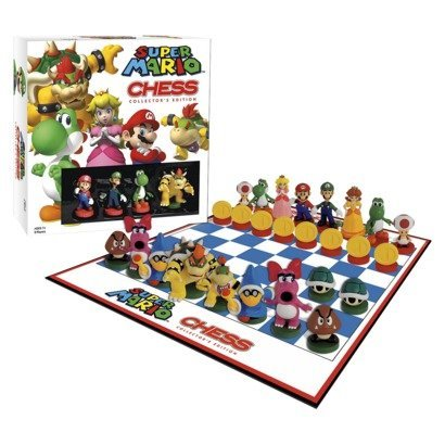 Nintendo Super Mario Chess