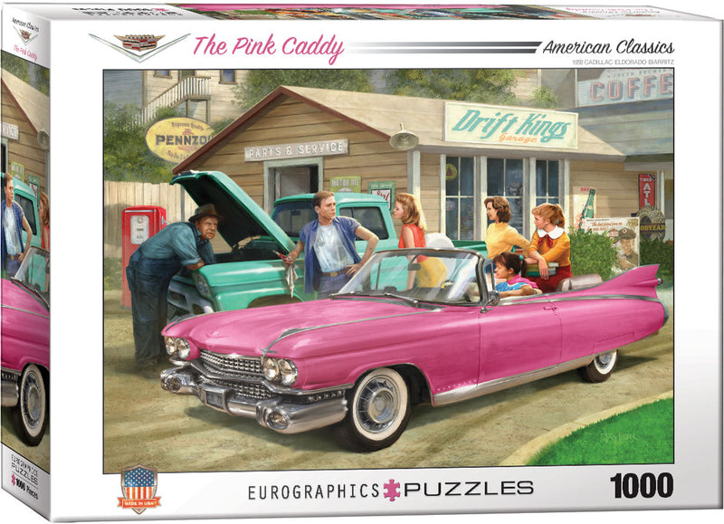 American Classics The Pink Caddy