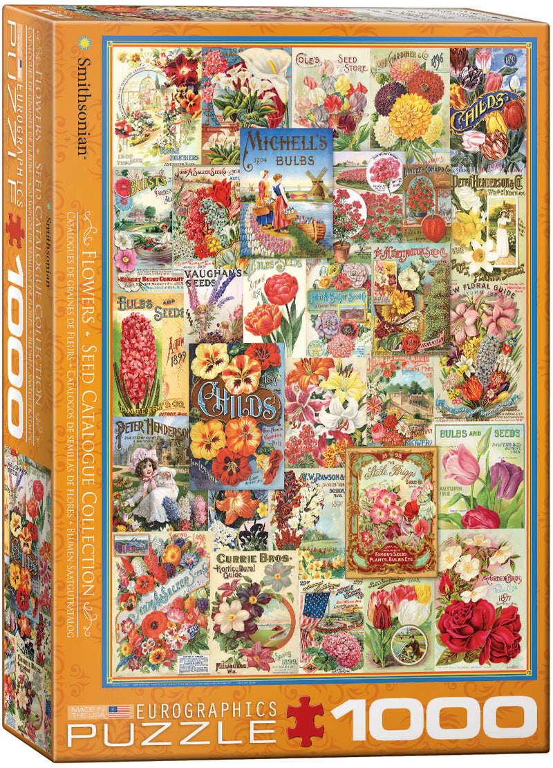 Flowers Seed Catalogue
