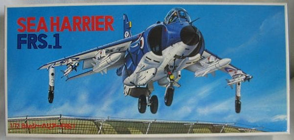 BAE Sea Harrier FRS1 Fighter  1/72 Scale Plastic Model Kit