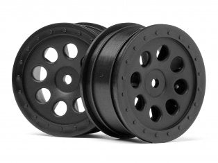 ST-8 Wheels BLack