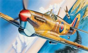 Supermarine Spitfire MKVB 1/72 Aircraft Model Kit