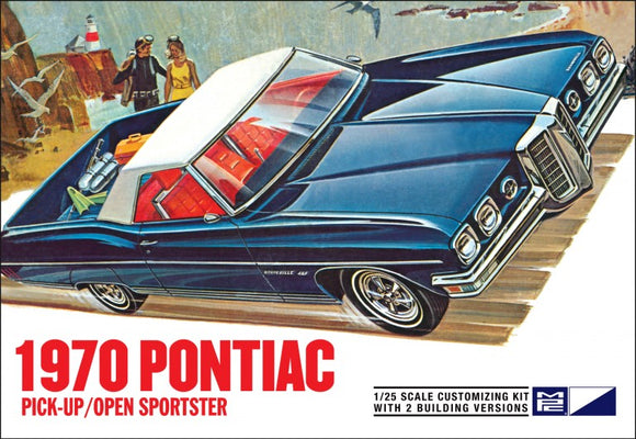 1970 Pontiac Pickup 1/25 Scale
