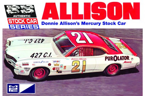 1971 Mercury Cyclone Stock Car