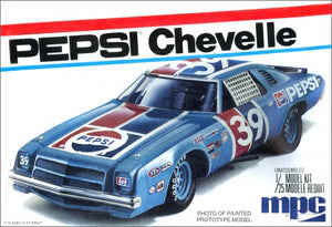 1975 Chevy Chevelle Stock Car Pepsi